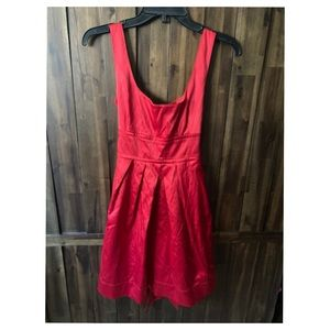 Teeze Me Red Dress/ Prom/ Homecoming/ Holidays